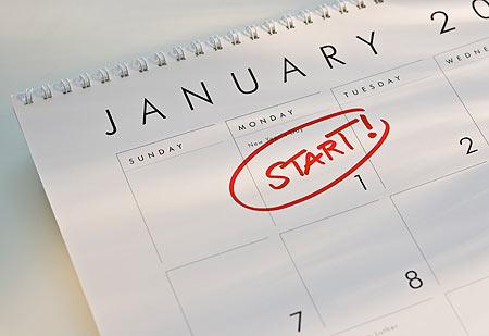 Cele i zadania na nowy rok