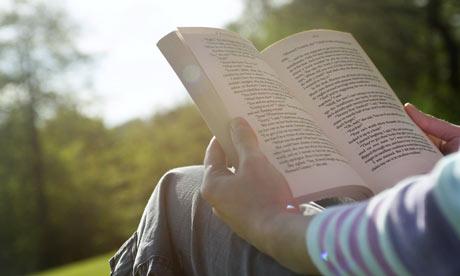 Czytanie książek finansowych